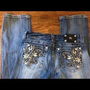 Miss Me Jeans - Women's miss me size 29 boot cut jeans